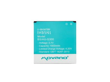 bateria movano do Huawei Ascend G300, G330